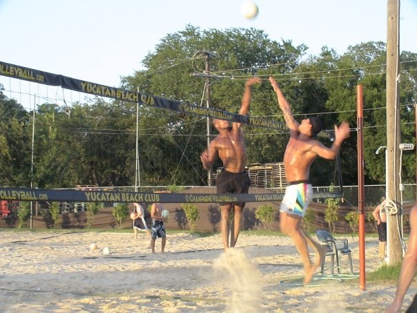 AA Men's Sand Volleyball - Kenney Edwards Jr. & Chad Gonzales
