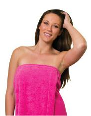 Towel Wrap from Posy Lane