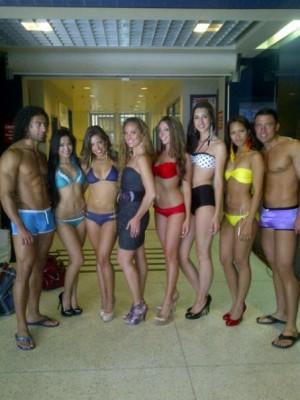 Dea Fashion Show with Models & Kimberly Edwards