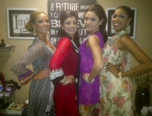Kimberly Edwards, Zehra Cheval, Ell Moyer & Amanda Forde @ Shabi's Shoot - Kimberly-Edwards.com