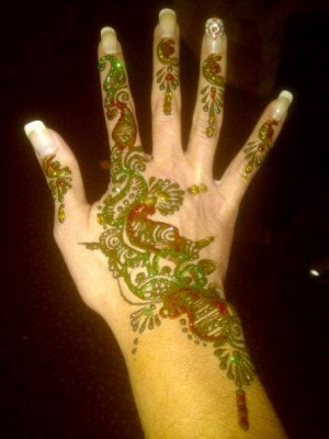 Henna - Kimberly Edwards