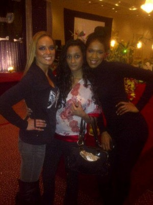Kimberly Edwards, Lethy, Amanda Forde @ Dreams Wedding Show