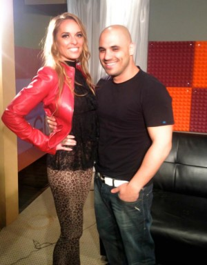 "Canadian Model, Kimberly Edwards, Comeback Interview on ""Best Guest with P. Harb"""