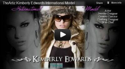TheArtiz.ca - Canadian Model, Kimberly Edwards