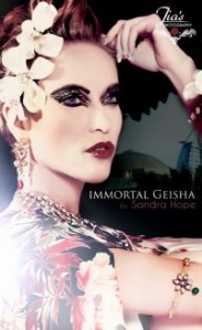 """Immortal Geisha"" - Canadian Model, Kimberly Edwards - Kimberly-Edwards.com"
