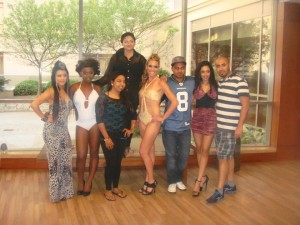 The Team from MK Kreations Artistry & Divine Dresses 4You Photo Shoot - Kimberly-Edwards.com
