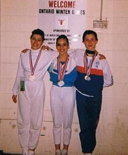 Ontario Winter Games - Holly Butticci, Kimberly Turner, Madelyn Beamer - Kimberly-Edwards.com