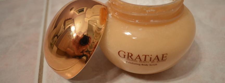 GRATiAE Exfoliating Body Scrub - kimberly-turner.com