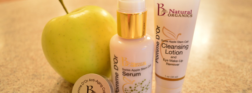 Web Chef Review: Be Natural Organics Pomme D'Or Swiss Apple Stem Cell Serum - kimberly-turner.com