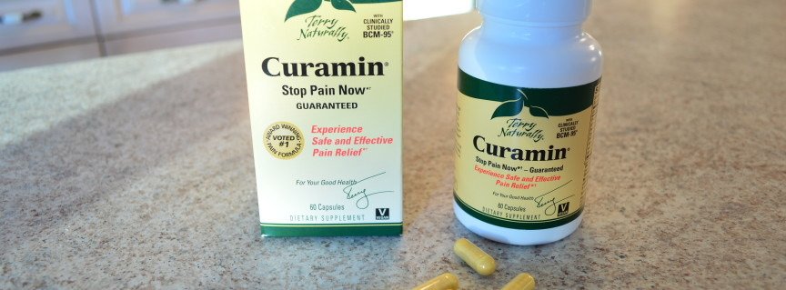 Web Chef Review: Curamin Natural Pain Reliever - kimberly-turner.com