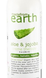 Made from Earth Aloe & Jojoba Body Lotion - madefromearth.com
