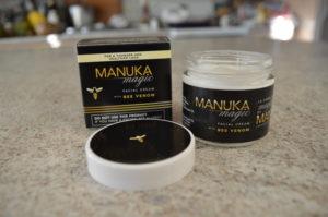Web Chef Review: Manuka Magic Facial Cream with Bee Venom - kimberly-turner.com